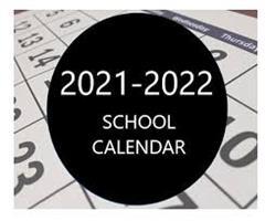 Key Dates/Calendar 2021/2022