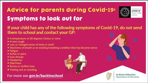 Advice for Parents during Covid-19